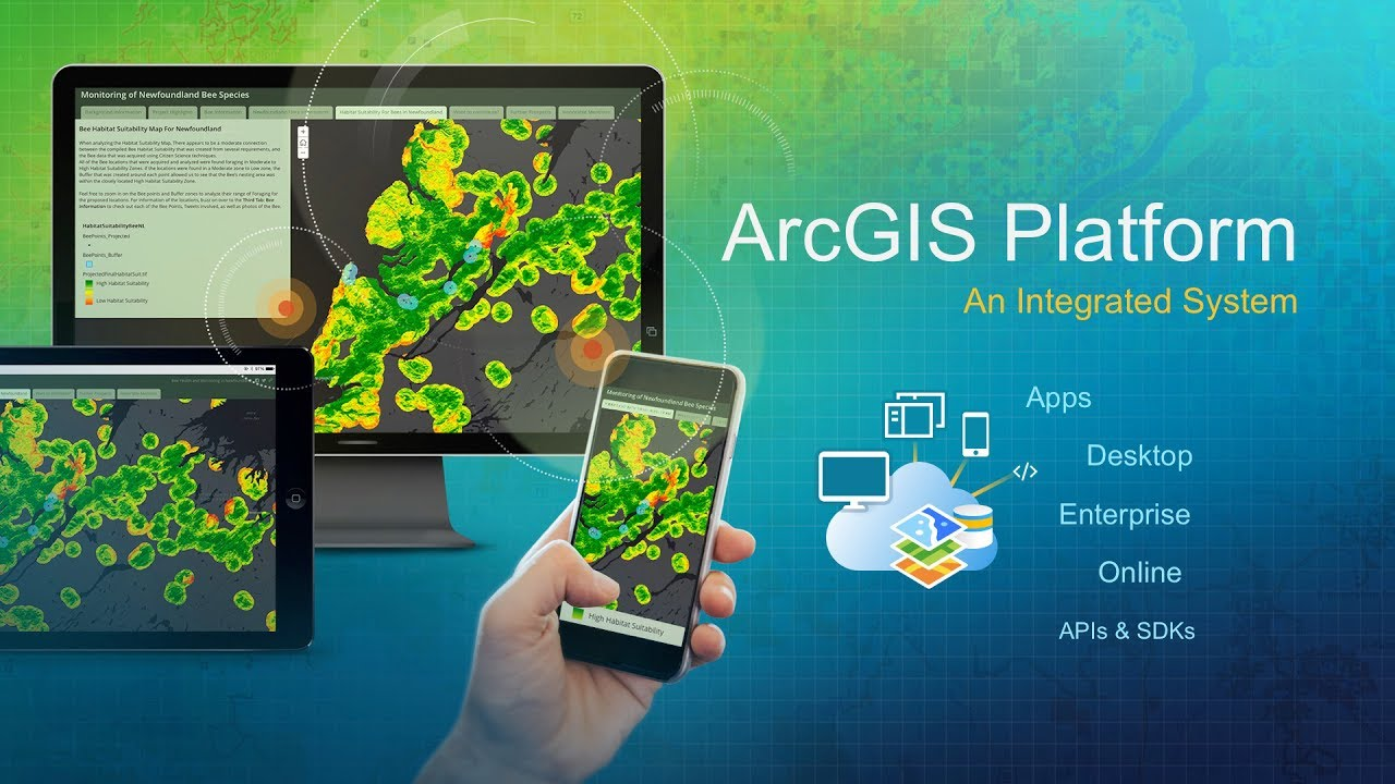 ArcGIS Online Solution Package - Civil Solutions